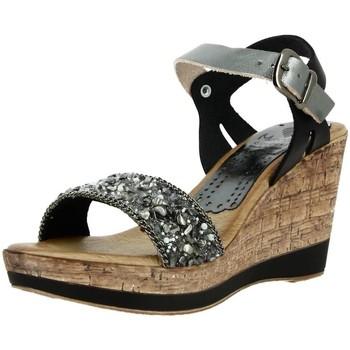Chaussures Femme Sandales et Nu-pieds Marila 525 noir
