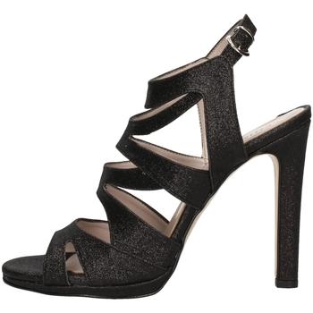 Chaussures Femme Sandales et Nu-pieds Margot Loi 2383003 NOIR
