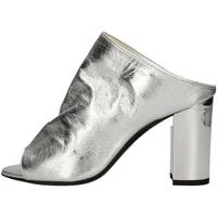 Chaussures Femme Sandales et Nu-pieds Mariano Ventre SABOT MED ARGENT