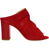 Chaussures Femme Sandales et Nu-pieds Mariano Ventre SABOT MED ROUGE