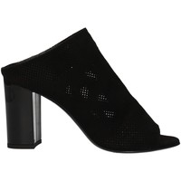 Chaussures Femme Sandales et Nu-pieds Mariano Ventre SABOT MED NOIR