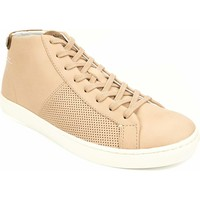 Chaussures Femme Baskets montantes Faguo Aspen Leather rose