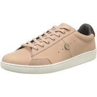 Chaussures Femme Baskets basses Faguo Hosta Leather rose