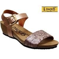 Chaussures Femme Sandales et Nu-pieds K. Daques Estan Rose