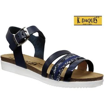 Chaussures Femme Sandales et Nu-pieds K. Daques Denia Marine