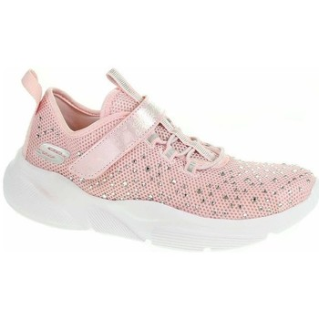 471b39525c344 Chaussures Fille Baskets basses Skechers Meridian Best Intent LT rose