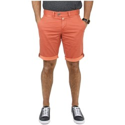 Vêtements Homme Shorts / Bermudas Timezone Bermuda  ref_46252 5059 Orange orange