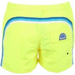 Vêtements Garçon Maillots / Shorts de bain Sundek B504BDTA100 583 jaune