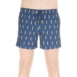 Vêtements Garçon Maillots / Shorts de bain Sundek B504BDP02ME 007 bleu