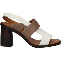 Chaussures Femme Sandales et Nu-pieds Melluso R80301 BLANC
