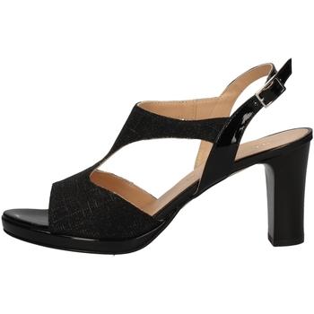 Chaussures Femme Sandales et Nu-pieds Soffice Sogno E9393 NOIR