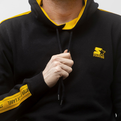 Vêtements Homme Sweats Starter Sweatshirt  Scottie noir/jaune