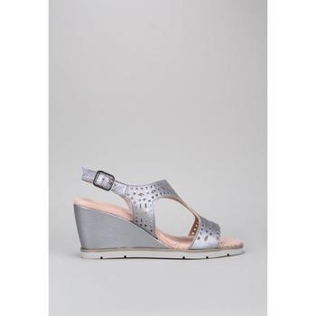 Chaussures Espadrilles Sandra Fontan BALS Argenté