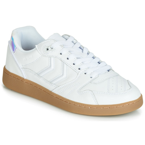 Chaussures Femme Baskets basses Hummel HB TEAM SNOW BLIND Blanc