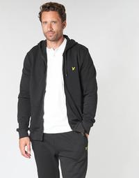 Vêtements Homme Sweats Lyle & Scott ML420VTR-574 Noir
