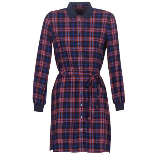 Vêtements Femme Robes courtes Marc O'Polo 907088121185-K33 Multicolore