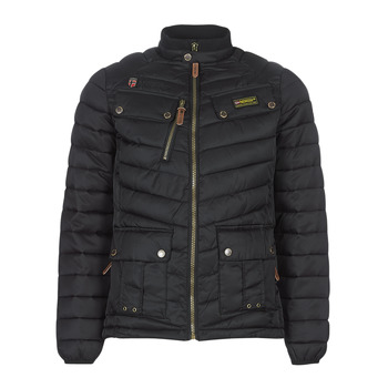 Vêtements Homme Doudounes Geographical Norway ARIE-NOIR Noir