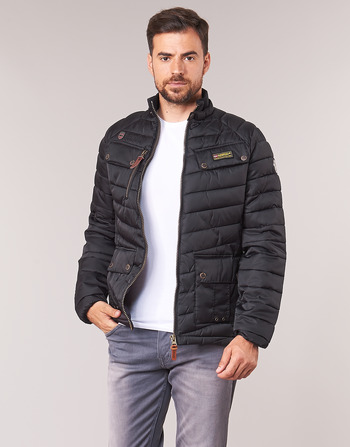 Homme noir Noir Doudounes Norway Vêtements Arie Geographical TlJFKc1