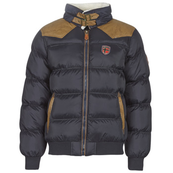 Vêtements Homme Doudounes Geographical Norway ABRAMOVITCH-MARINE Marine