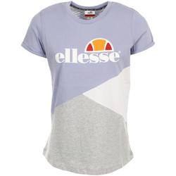 Vêtements Femme T-shirts manches courtes Ellesse Wn's TMC Tricolore violet