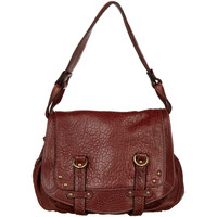 Sacs Femme Besaces Abaco Paris MINI JAMILY BORDEAUX