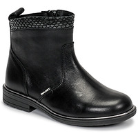 Chaussures Fille Boots Pablosky 475312 Noir