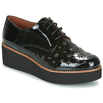Chaussures Femme Derbies Fericelli LYDIE Noir