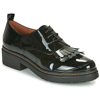 Chaussures Femme Derbies Fericelli LEONA Noir