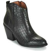 Chaussures Femme Bottines Fericelli LISA Noir