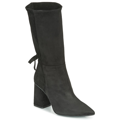 Chaussures Femme Bottes ville Fericelli LUCIANA Noir