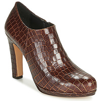 Chaussures Femme Low boots Fericelli OMBRETTA Marron