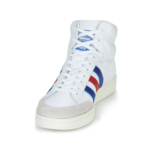 Montantes Rouge Adidas Baskets BlancBleu Americana Originals Hi 8OkZN0wXnP