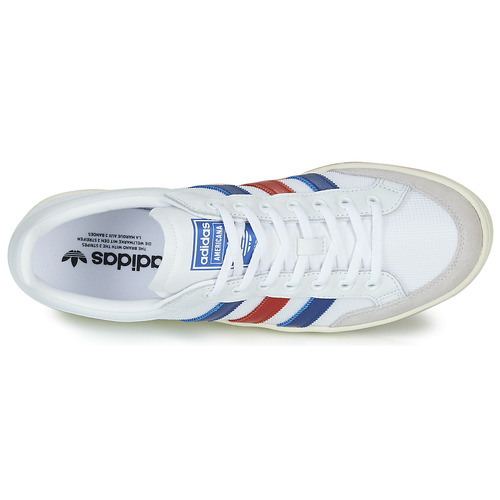 Originals Rouge Adidas Americana Baskets Basses Low BlancBleu uFKc35l1TJ
