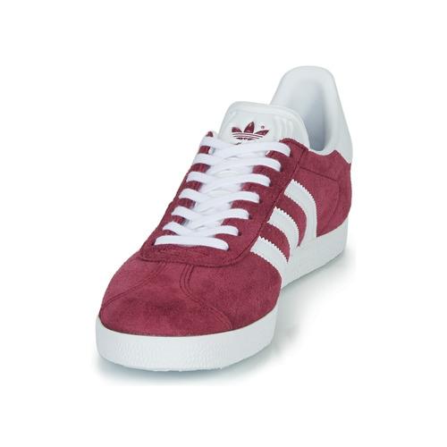 Chaussures Originals Gazelle Bordeaux Baskets Adidas Basses 0OPN8wnXk