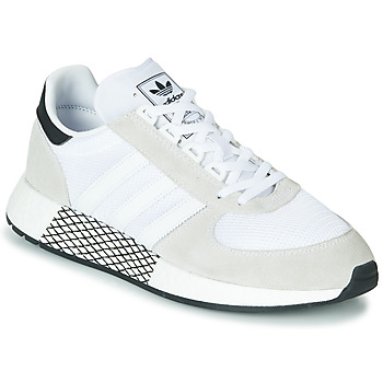 Chaussures Baskets basses adidas Originals MARATHON TECH Blanc