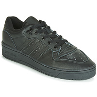 Chaussures Homme Baskets basses adidas Originals RIVALRY LOW Noir