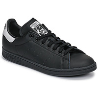 Chaussures Baskets basses adidas Originals STAN SMITH Noir / blanc