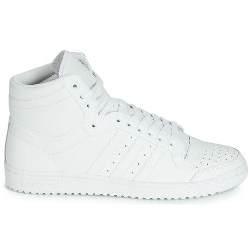 Originals Montantes Top Baskets Homme Hi Adidas Blanc Ten DWHEIY29