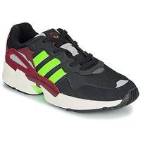Chaussures Homme Baskets basses adidas Originals YUNG-96 Noir / vert