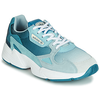 Chaussures Femme Baskets basses adidas Originals FALCON W Bleu