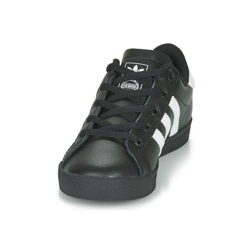 Baskets Chaussures C Originals Basses Adidas NoirBlanc Coast Enfant Star v0mNnw8