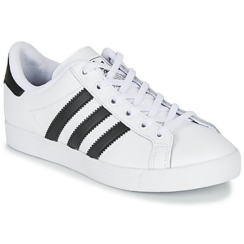 Chaussures Enfant Baskets basses adidas Originals COAST STAR J Blanc / Noir