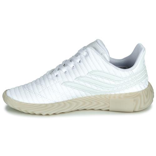 Basses Sobakov Blanc J Originals Garçon Chaussures Baskets Adidas 5Rj4ALq3