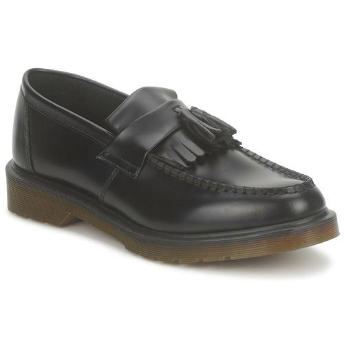 Chaussures Mocassins Dr Martens ADRIAN Black