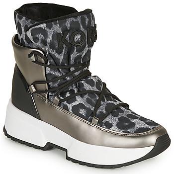 Chaussures Femme Bottes de neige MICHAEL Michael Kors CASSIA BOOTIE Léopard