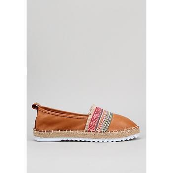 Chaussures Femme Espadrilles Krack  Marron