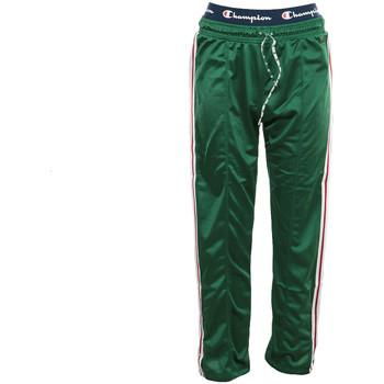 Vêtements Femme Pantalons de survêtement Champion Straight Hem Pants vert