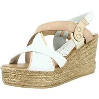 Chaussures Femme Sandales et Nu-pieds Marila 508 blanc