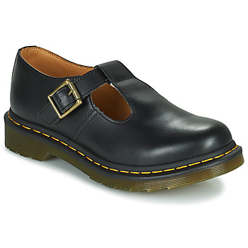 Chaussures Femme Derbies Dr Martens POLLEY Black