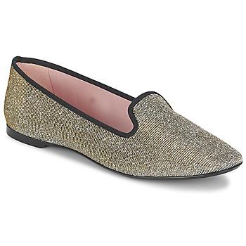 Chaussures Femme Ballerines / babies Pretty Ballerinas FAYE METTALIC SHINE
